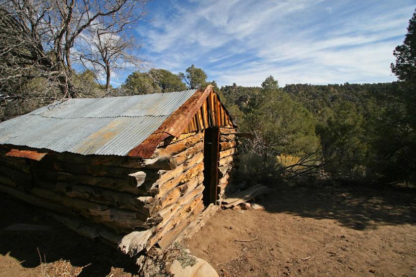 Dvnp Ubehebe Talc Mine Hunter Cabin
